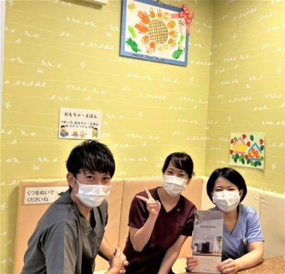 寺嶋歯科さま訪問
